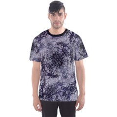 Nature Collage Print  Men s Sport Mesh Tee