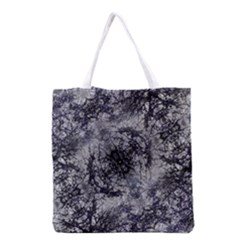 Nature Collage Print  Grocery Tote Bag