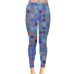 Peace and loveWinter Leggings