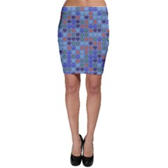 Peace and loveBodycon Skirt