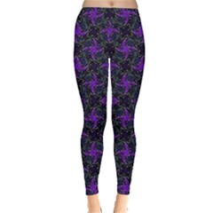 Luxury Pattern Print Leggings