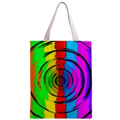 Rainbow Test Pattern Classic Tote Bag