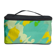 Smudged shapes Cosmetic Storage Case