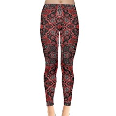 Luxury Ornate Leggings