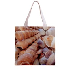 Sea Shells Grocery Tote Bag