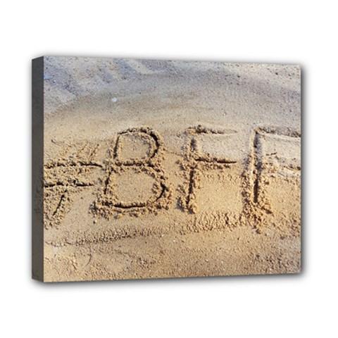 #BFF Canvas 10  x 8  (Framed)
