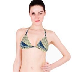 Bird Bikini Top