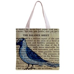 Bird Grocery Tote Bag