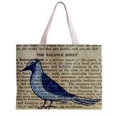 Bird Tiny Tote Bag