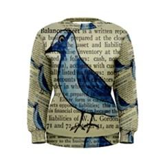 Bird Women s Sweatshirt