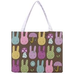 Bunny  Tiny Tote Bag