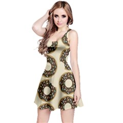 Donuts Reversible Sleeveless Dress