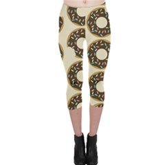 Donuts Capri Leggings