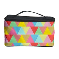 Triangle Pattern Cosmetic Storage Case