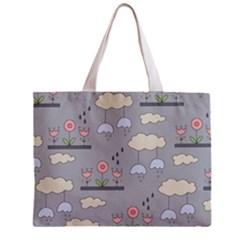 Garden in the Sky Tiny Tote Bag