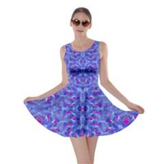 Decorative Ornate Print 2 Skater Dress