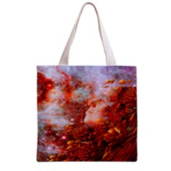 Star Dream Grocery Tote Bag