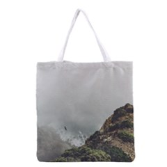 Untitled2 Grocery Tote Bag