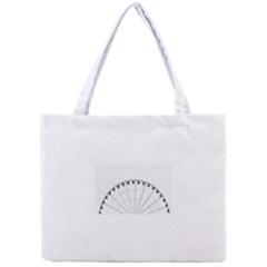untitled Tiny Tote Bag