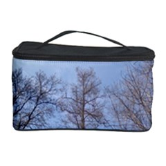 Large Trees In Sky Cosmetic Storage Case