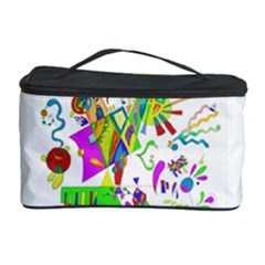 Splatter Life Cosmetic Storage Case