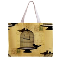 Victorian Birdcage Tiny Tote Bag