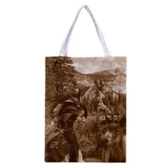 Native American Classic Tote Bag