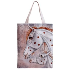 New Life Zipper Classic Tote Bag