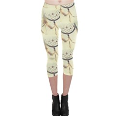 Dream Catcher Capri Leggings