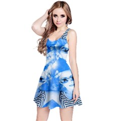 Skydivers Reversible Sleeveless Dress