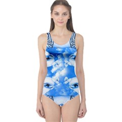 Skydivers Women s One Piece Swimsuit