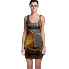 Follow your passion Bodycon Dress
