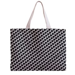 Hot Wife - Queen of Spades Motif Tiny Tote Bag
