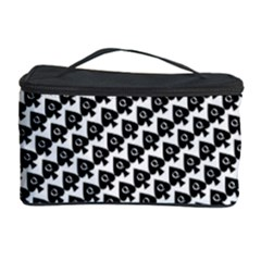 Hot Wife - Queen of Spades Motif Cosmetic Storage Case