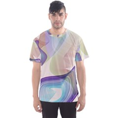 Abstract Cowcow Men s Sport Mesh Tee