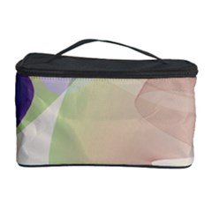 Abstract Cosmetic Storage Case
