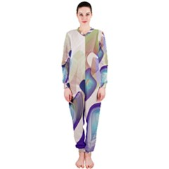 Abstract OnePiece Jumpsuit (Ladies)