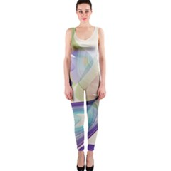 Abstract OnePiece Catsuit
