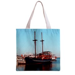 Travel Grocery Tote Bag