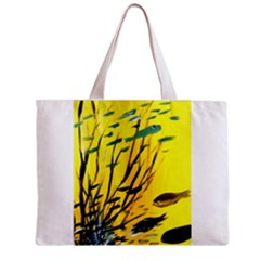 Yellow Dream Tiny Tote Bag
