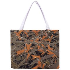 Intricate Abstract Print Tiny Tote Bag