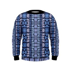 Tribal Geometric Print Kid s Sweatshirt