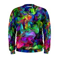 Unicorn Smoke Men s Sweatshirt