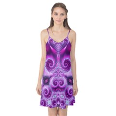 Purple Ecstasy Fractal Camis Nightgown