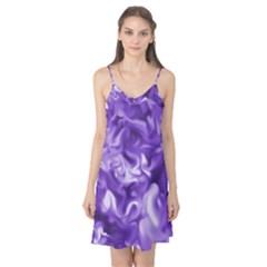 Lavender Smoke Swirls Camis Nightgown