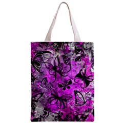 Butterfly Graffiti Classic Tote Bag