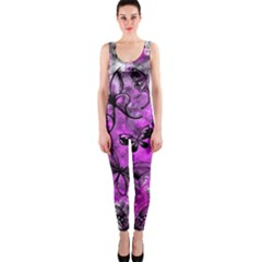 Butterfly Graffiti OnePiece Catsuit