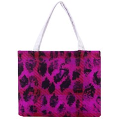 Pink Leopard Tiny Tote Bag
