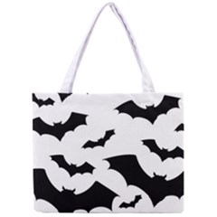 Deathrock Bats Tiny Tote Bag