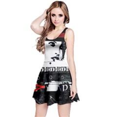 Punk Chick Reversible Sleeveless Dress